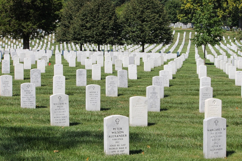 Free Photo Arlington Cemetery Grave Free Image On
