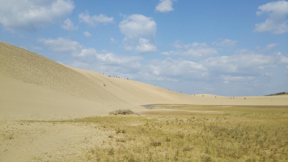 鳥取砂丘, 温泉, 旅行