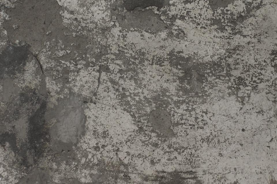 Material Concrete Floor Rough Crack