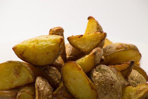 Potato Potatoes Fried Home Fries Cottage F