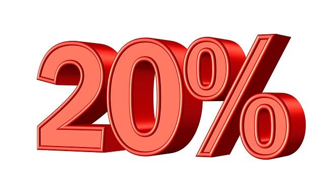 Twenty 20 Percent · Free Image On Pixabay