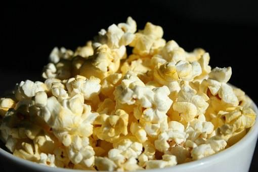 Popcorn Snack Food Delicious Treat Mo