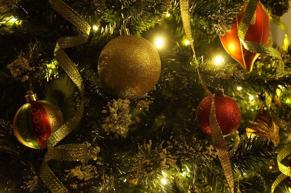 Photo gratuite sapin de no l nouvel an image gratuite - Suspension pour sapin de noel ...