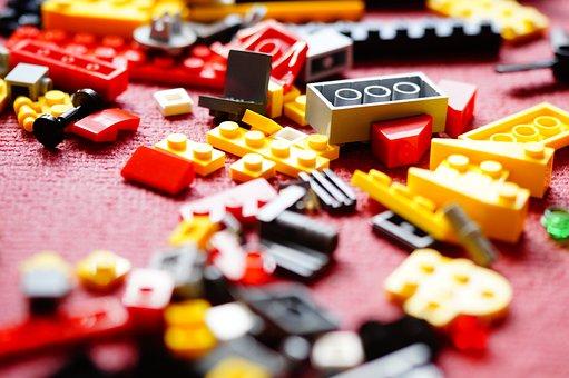Lego, Build, Building Blocks, Toys
