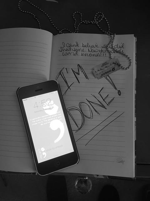 Cutting Depression Suicide · Free photo on Pixabay