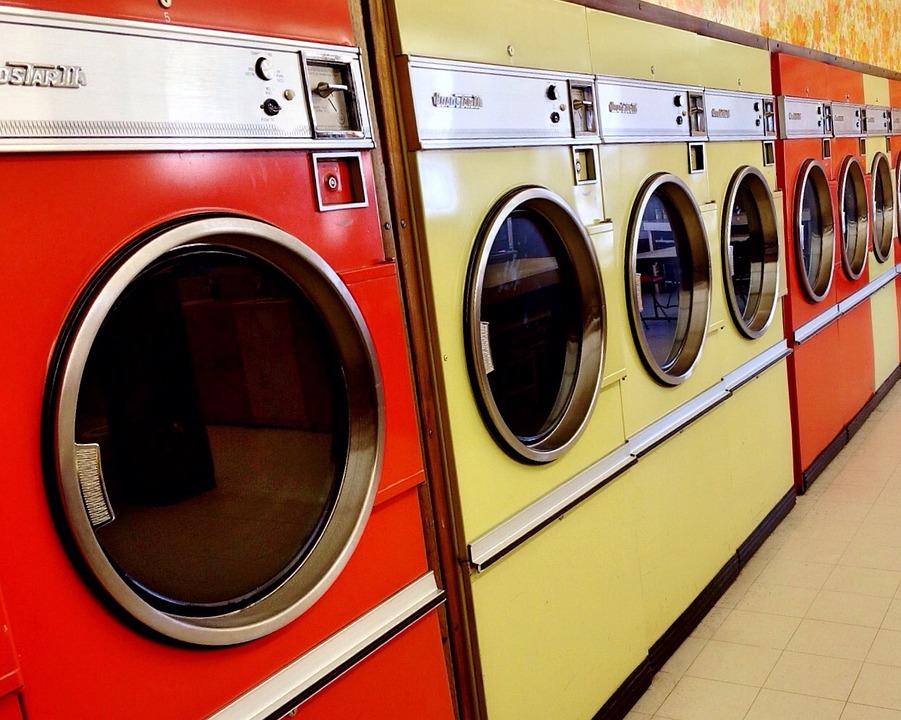 Waschsalon waschmaschine trockner · kostenloses foto auf pixabay