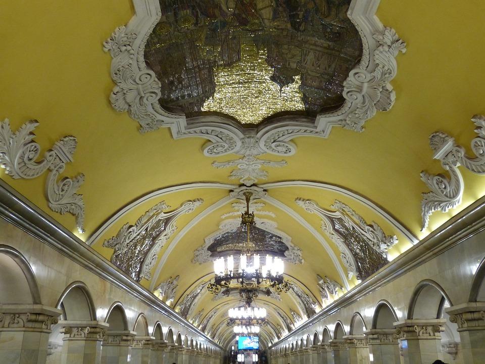 Russia, Mosca, Capitale, Storicamente, Architettura