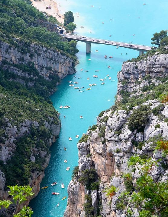 Vatten Utsikt Frankrike Gratis Foto Pa Pixabay