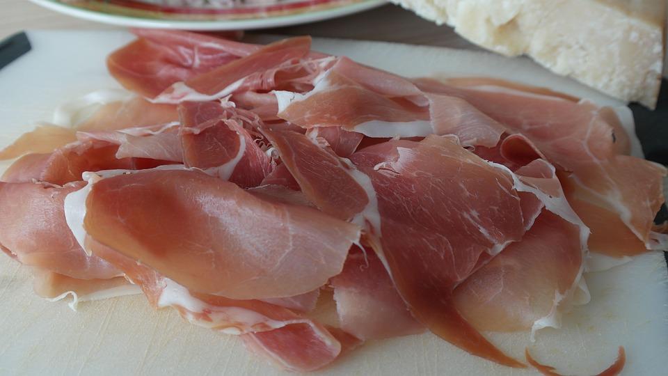 Ham Cooking Time Chart: Free photo: Ham Parma Ham Raw Smoked Eat - Free Image on ,Chart