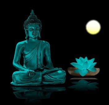 Buddha, Meditation, Relaxation, Meditate