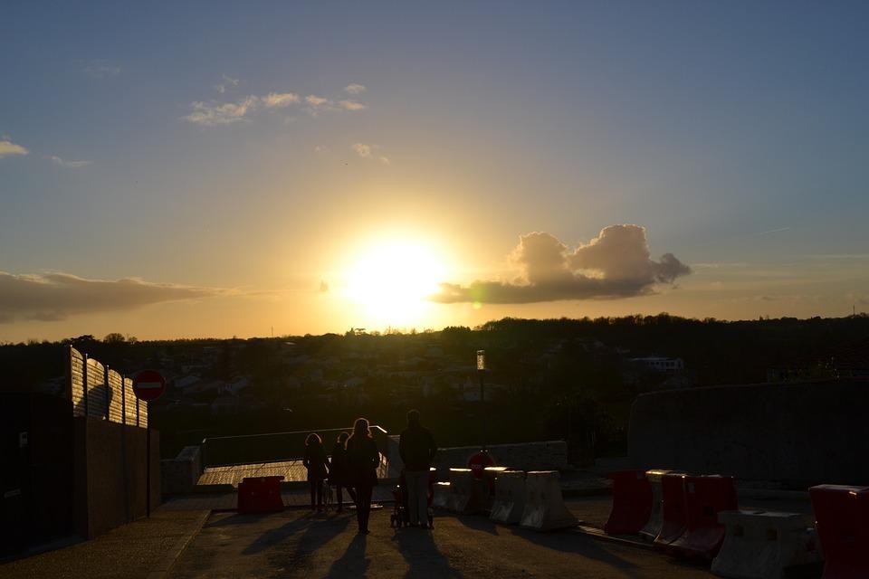 Coucher de soleil france - Lever et coucher du soleil paris ...