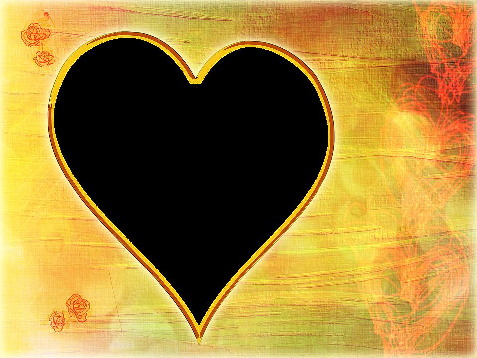 Mothers Day Heart Photo Frame Free Image On Pixabay