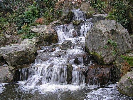 Parc De La Hollande, Jardin Japonais