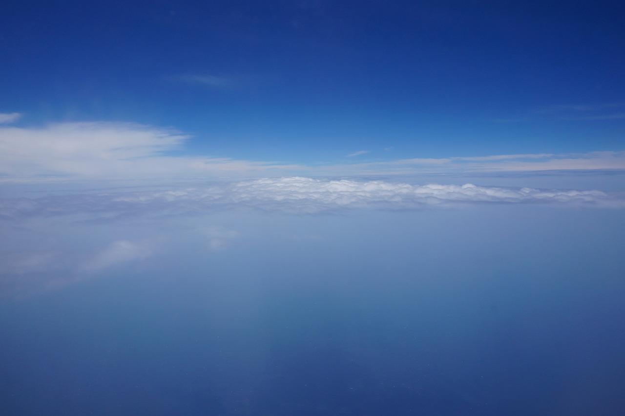 рецепт небо фото голубая синь что