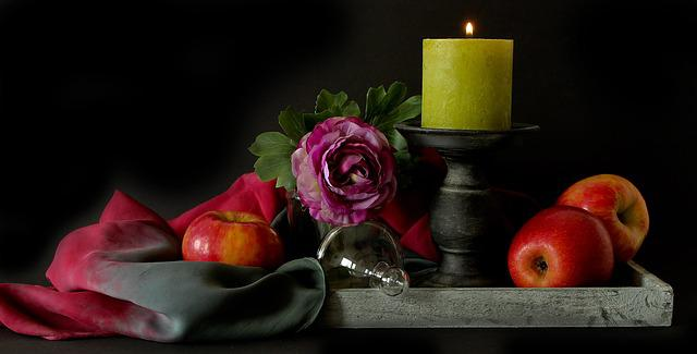 Free Photo Still Life Apple Autumn Fruit Free Image