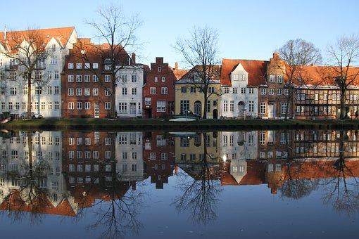 Lübeck, Centre Historique