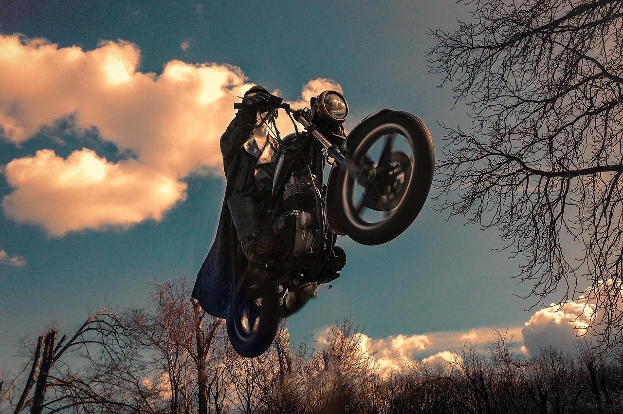 это байкер мотоцикл фотосессия красиво получится, если