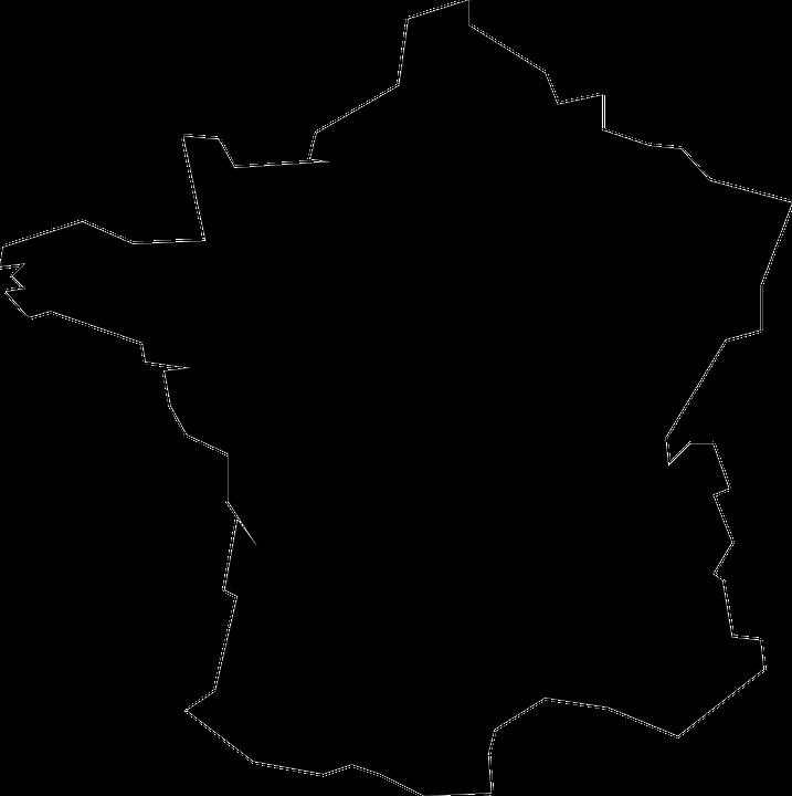 Carte France Vectorielle Gratuite | fitwerktbeter