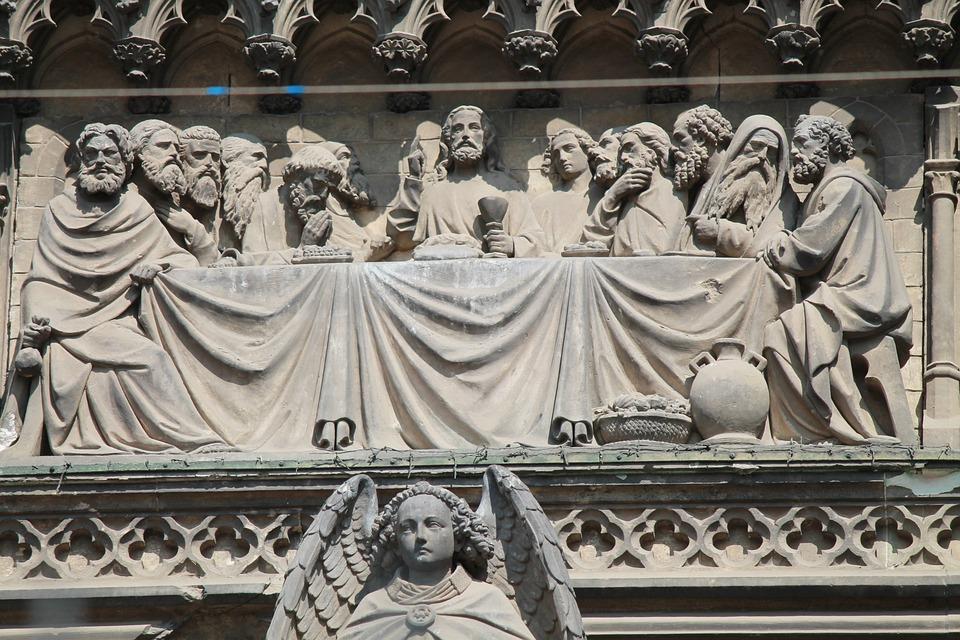 Souper, Cathédrale De Cologne, Portail, Eau De Cologne