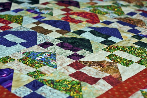 Quilt Cozy Home Charming Peaceful Quilted
