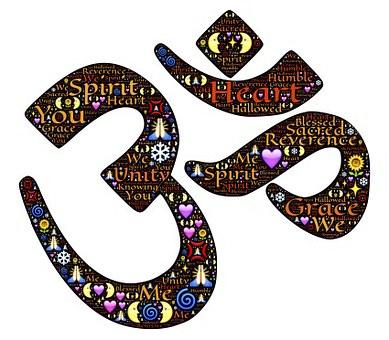 Namaste Salutation Spiritual Yoga Symbol G