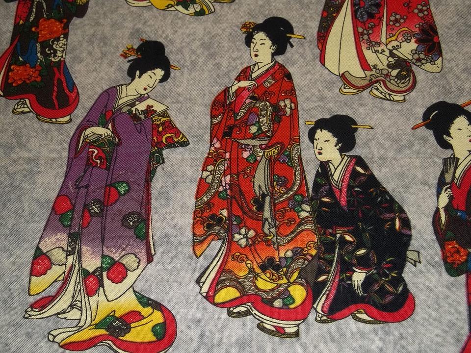 Chinese Geisha Kimono  Free Photo On Pixabay-4692