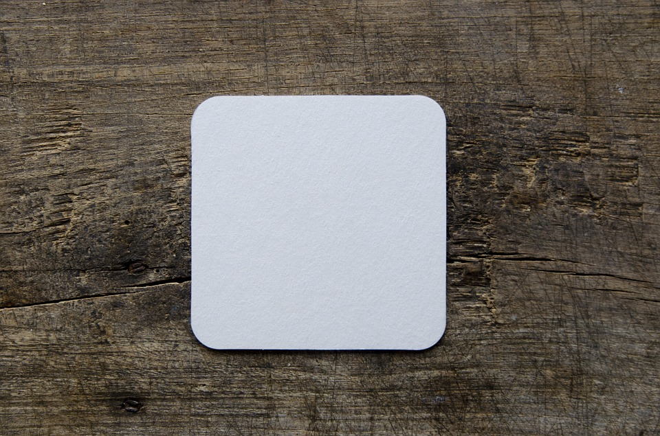 Beer Coasters Blank Drink 183 Free Photo On Pixabay