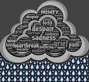Sadness, Despair, Tears, Sad, Depression