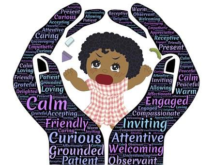Hands, Holding, Embracing, Loving, Child