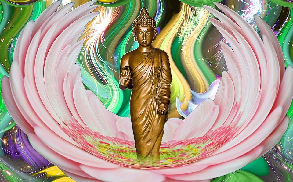 Boeddha, Spiritueel, Creatief, Fantasie