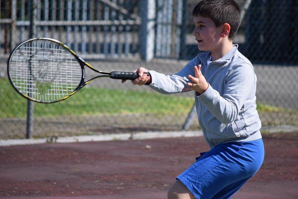 Sport, Tennis, Racket, Guy