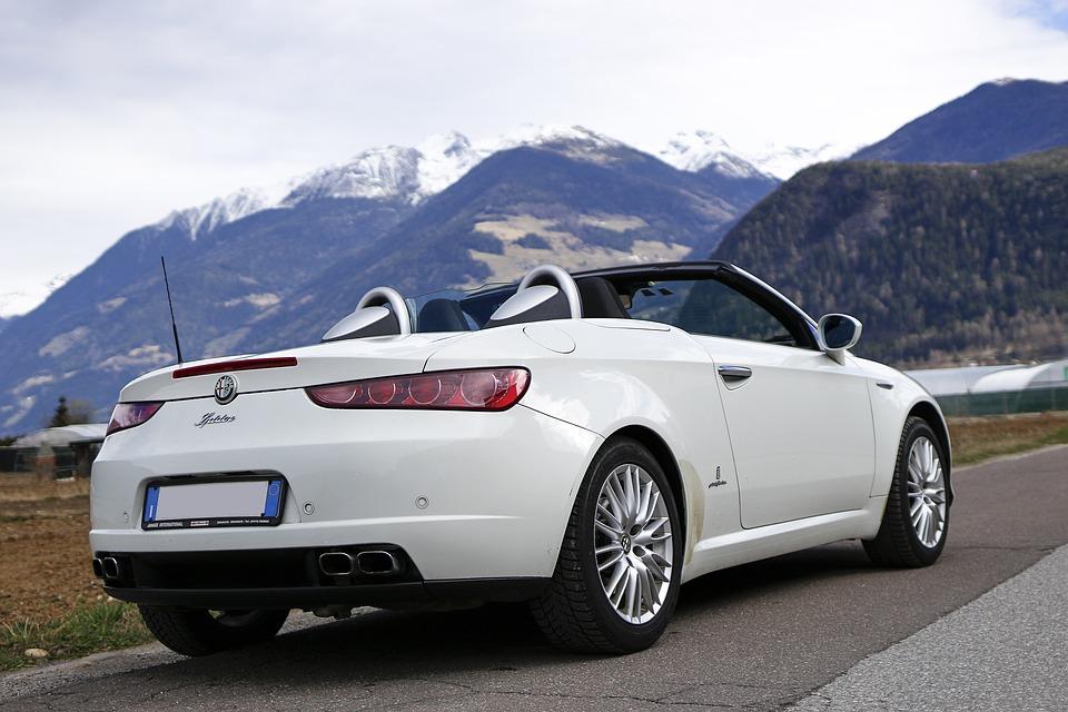 Auto, Alfa Romeo, Sports Car, Racing Car