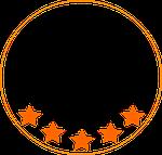 stars, logo