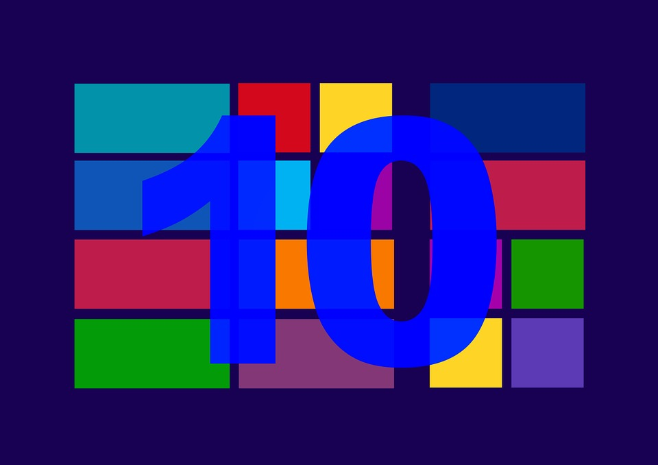 Background Windows 10 Free Image On Pixabay