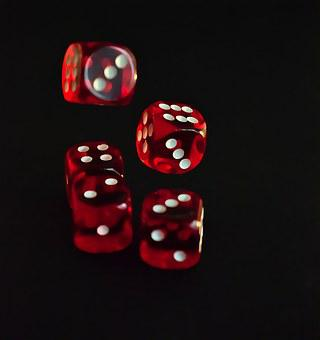 Dice, Games, Casino, Gaming, Dice, Dice