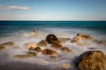morze, kamienie, wiatry