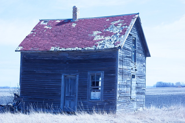 Abandoned Shack Old 183 Free Photo On Pixabay