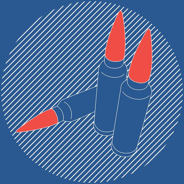 Blast Proof Ammo Bullet - Free vector graphic on Pixabay