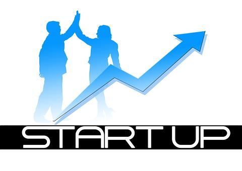 起業家, 開始, 起動します, キャリア, 男, キャリアのはしご, シルエット
