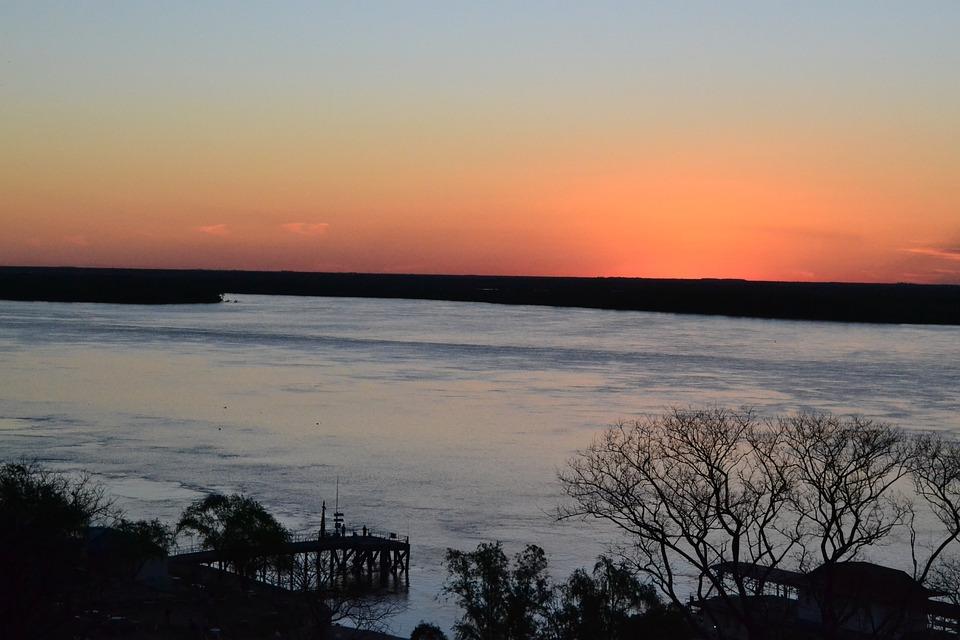Pemandangan Alam Sungai Matahari Foto Gratis Di Pixabay