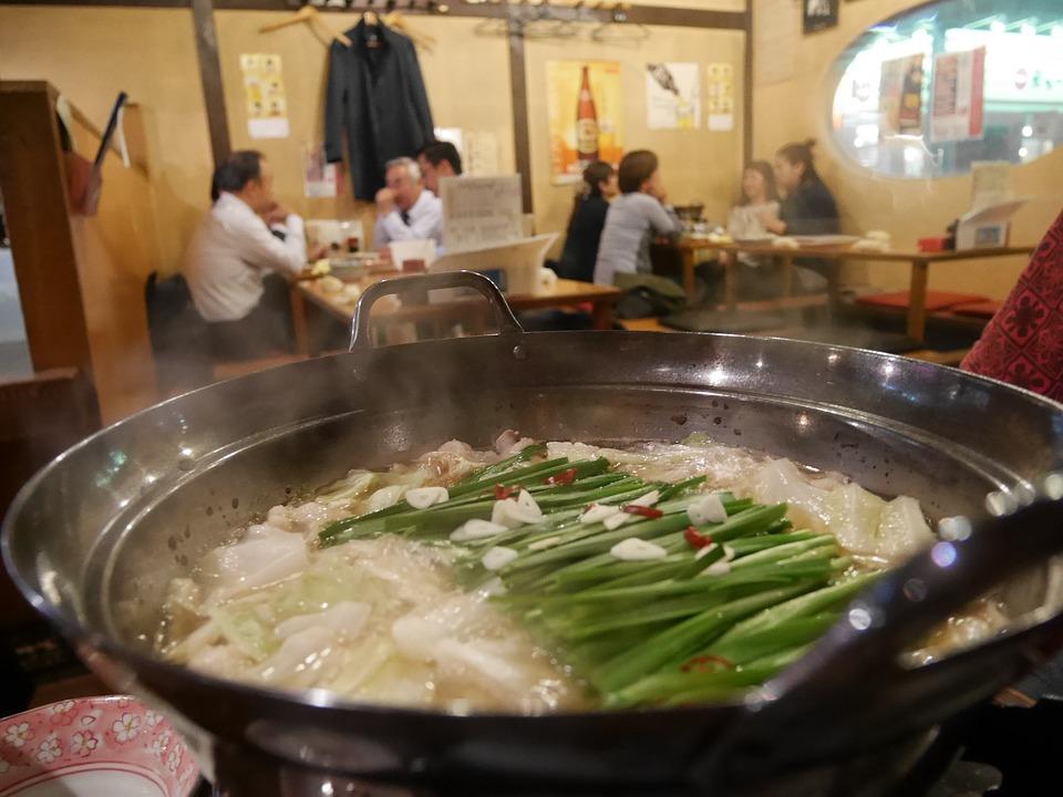 日本, 料理, 博多, 焼き鳥, モツ鍋, 乾杯, 観光, 居酒屋, サラリーマン