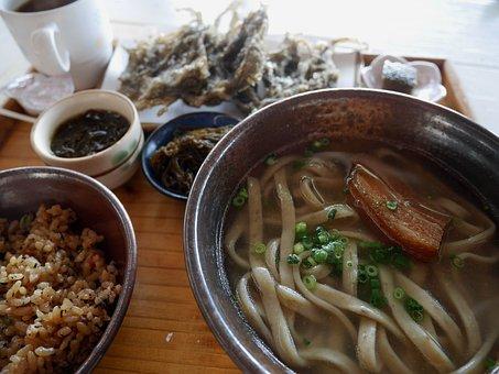沖縄そば, もずくそば, 沖縄料理, 郷土料理, 沖縄そば, 沖縄料理