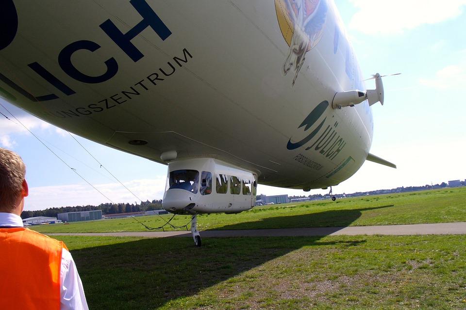 ballon dirigeable friedrichshafen