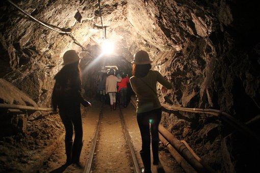 Cave, Mining Site, Excavation