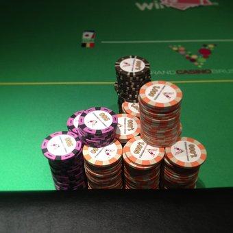 Poker, Casino, Poker Chips, Poker, Poker