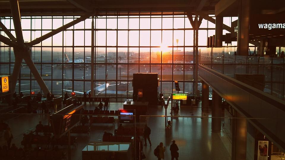 London, Heathrow, Aircraft, Airport, Sunrise, Aviation