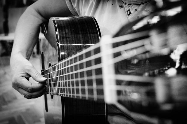guitarra gibson wallpaper hd