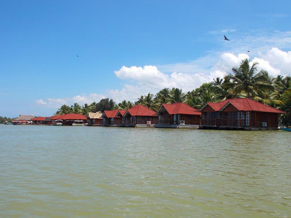 Kerala Backwaters wedding destination