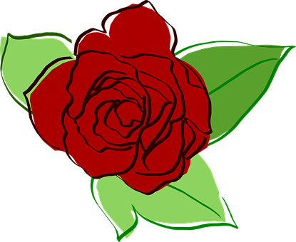 60 Free Red Roses Rose Vectors Pixabay