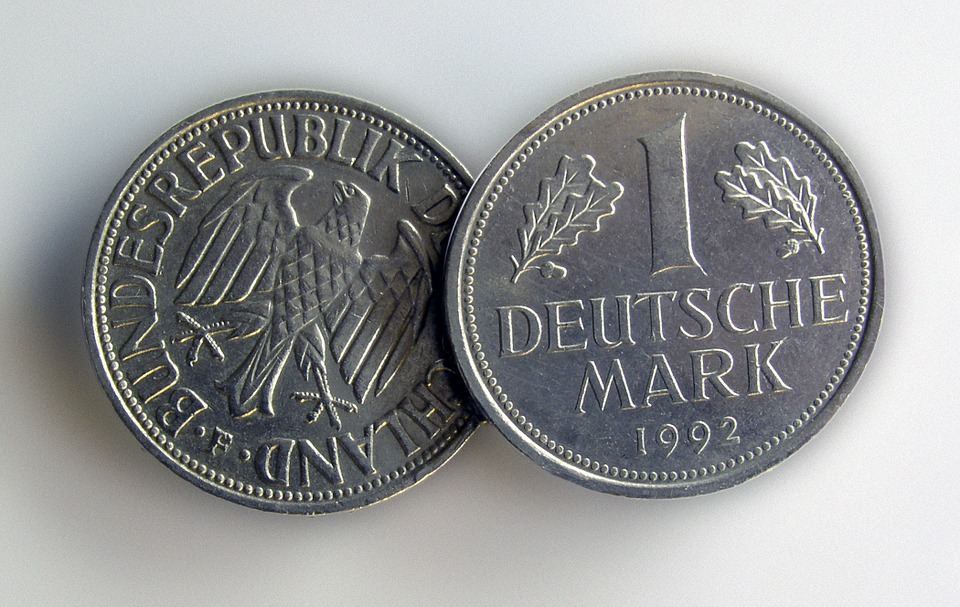 Free Photo German Mark Money Coins Germany Free